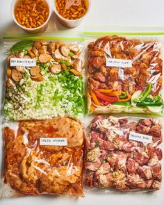 Here is your meal prep plan for a week. This includes breakfast, lunch and dinner ideas and recipes that you can make in under 2 hours using your Instant Pot. pot recipes meal prep Meal Prep Plan: How I Prep a Week of Instant Pot Dinners Instant Pot, Italian Beef Sandwiches, Meal Prep Plans, Meal Prep For The Week, Dinner For The Week, Meal Prep Dinner Ideas, Meal Prep Menu, Meal Preparation, Lunch Ideas