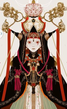 sekigan:  嵌入图像的永久链接@(Ψ)采集到人物设计(1846图)_花瓣插画/漫画 - #Art #LoveArt https://wp.me/p6qjkV-60E