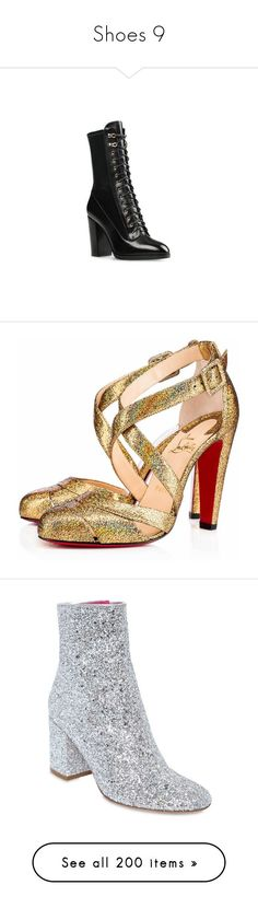 4518ff784119 Shoes 9 by rocket-queen-baby ❤ liked on Polyvore featuring christian  louboutin