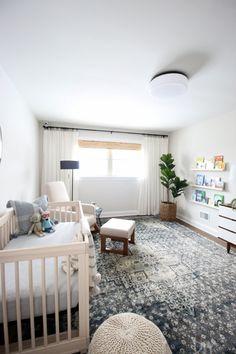 Nursery room makeove