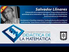 Conferencia Salvador Linares (España) Día 3 Congreso Internacional Didác...