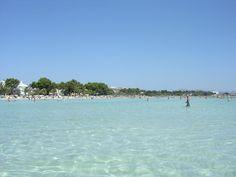 Die Playa de Muro im Norden der Insel gehört zu den schönsten Stränden Mallorcas und ist ein beliebtes Ziel für Familien und Sportbegeisterte.