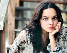 Norah Jones: Great musical artist, always can calm me with her voice.