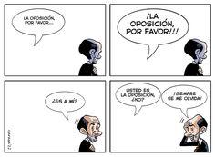 #Humor grafico chiste politico #caricaturas