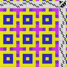 Billedresultat for deflected double weave patterns