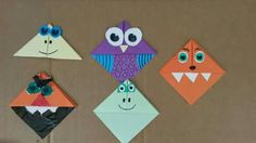 More bookmarks for kids