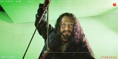 Thorin Oakenshield (Richard Armitage) - The Hobbit