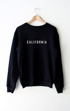 NYCT Clothing California Sweater - Black  in S/M