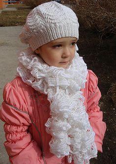 very sweet free pattern-crochet