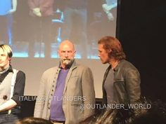 @Regrann from @outlander_world: #GrahamMcTavish and #SamHeughan ...because #Rome has two new kings now! #JIBLAND #Outlander - via #Regrann #repost