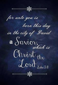 Immanuel ~God With Us!!!