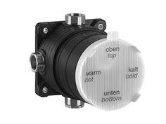 Keuco Flexx Boxx EHM DN20 (for bath manual shower valve)