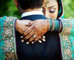 Dulhan Bride Indian Pakistani Desi Wedding Dulha Groom Henna Mehndi Bangles