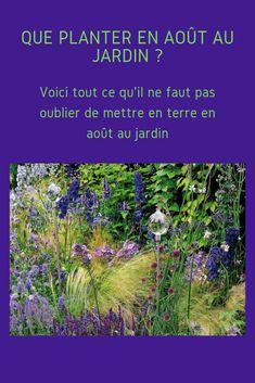 Parcs, Plantation, Voici, Deco, Gardens, Container Gardening, Plant Cuttings, Natural Garden, Decor