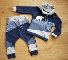 Most current Free of Charge sewing baby boy Ideas Baby Package Boy - Nähen - - Baby - Easy Baby Sewing Patterns, Baby Clothes Patterns, Baby Sewing Projects, Cute Baby Clothes, Baby Boy Suit, Baby Baby, Sew Baby, Baby Boy Fashion, Kids Fashion