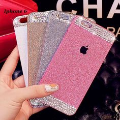 Doux Shiny Glitter strass iPhone6 ​​/ 6S cas | Creative Iphone Cases - Accessoires iPhone - ByGoods.com