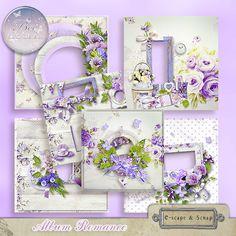 Romance Album (PU/S4H) by Bee Creation