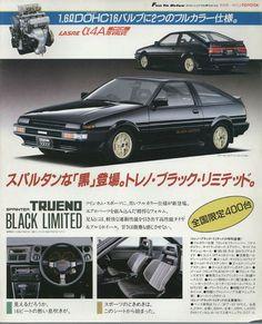 toyota classic cars dfw - My old classic car collection Toyota Corolla, Toyota Trueno, Toyota Supra, Toyota 4runner, Toyota Tacoma, Classic Japanese Cars, Japanese Sports Cars, Best Classic Cars, Honda S2000