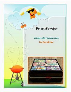 Cinco sentidos na cozinha: Passatempo Vamos de Férias com La Gondola - Partic...
