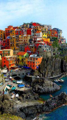 Cinque Terre ~ Italy