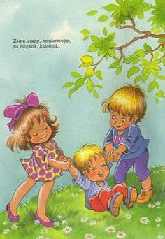 Children, Kids, Childhood, Album, Fictional Characters, Hungary, Archive, Young Children, Young Children