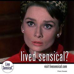 Audrey Hepburn - #livesensical