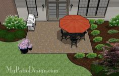 PATIO GALLERY: Easy Patios To Build
