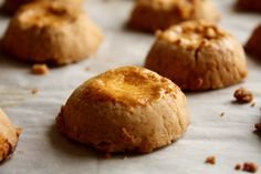 Delight Gluten Free Magazine   Recipes - Fah Sang Peng Chinese Peanut Cookies