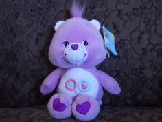 Care Bears Plush, Cleveland, Teddy Bear, Characters, Play, Dolls, Animals, Baby Dolls, Animales