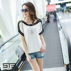 Casual Short Sleeve Loose Shirt for only P449 at ShopThisEasy.com, please click here: http://www.shopthiseasy.com/shops/casual-short-sleeve-loose-shirt-579fc.html