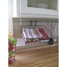 Some Fun Ways To Organize With Towel Bars - The Cottage Market