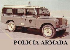1962 Land Rover Serie II-A 109 -Policía Armada-