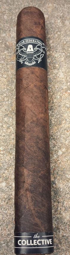 CigarDan's Cheap Ash Reviews: The Collective From Cigar Federation: Quick Review...
