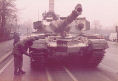 West Berlin, Berlin Wall, Patton Tank, The Centurions, Korean War, British Army, Cold War, Military History, Military Vehicles