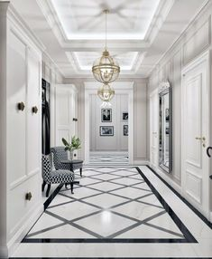 From marble slabs to mosaic patterns, discover the top 50 best entryway tile ideas. Explore rustic to modern foyer flooring design inspiration. of hallway ideas ideas modern entryways ideas storage ideas long Apartment Interior Design, Interior Decorating, Interior Ideas, Modern Foyer, Modern Decor, Modern Entrance, Modern Ceiling, Main Entrance, Flur Design