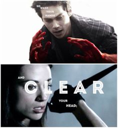 Stallison/Stiles and Allison teen wolf