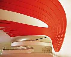 Ibirapuera Auditorium by Oscar Niemeyer @Ibirapuera Park Sao Paulo
