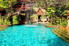 LA GUARIDA DE BAM: Hoteles con piscinas increíbles