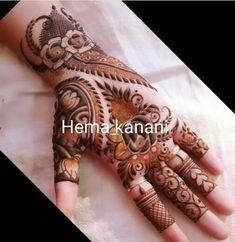 Rose Mehndi Designs, Khafif Mehndi Design, Latest Henna Designs, Mehndi Designs For Beginners, Modern Mehndi Designs, Mehndi Designs For Fingers, Wedding Mehndi Designs, Mehndi Design Pictures, Latest Mehndi Designs
