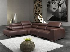 Italian Sectional Sofa Wagner by Seduta D'Arte - $4,799.00