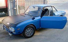 Lancia Fulvia Coupé Montecarlo 1,3S.