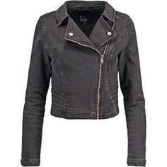 4effb420f16b0 Even Odd Kurtka jeansowa black Black Jeans