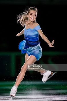 Elena Radionova of Russia performs during gala exhibition on day three of the Rostelecom Cup ISU Grand Prix of Figure Skating at Megasport Ice Palace on November 6, 2016 in Moscow, Russia.