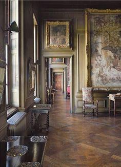 Easton Neston Reborn Staircases Georgian Furniture