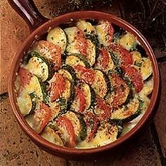 Cc218 courgettes tomatoes 19744