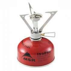 MSR PocketRocket Stove - Gear Up For Outdoors - Outdoor Gear, Equipment & Clothing $44.99