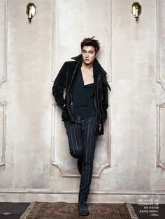 Lee Min-ho // Esquire Korea // September 2013