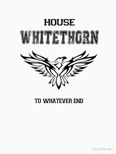 Rowan Whitethorn -- To whatever end