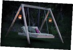 The Somniaire Swinging Outdoor Bed & Lounger has been nominated for the 2014 Martha Stewart American Made Award.