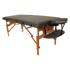 Have to have it. Ironman Fairfield Massage Table - $150.84 @hayneedle